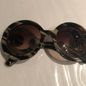 Less than perfect Prada Sunglasses
